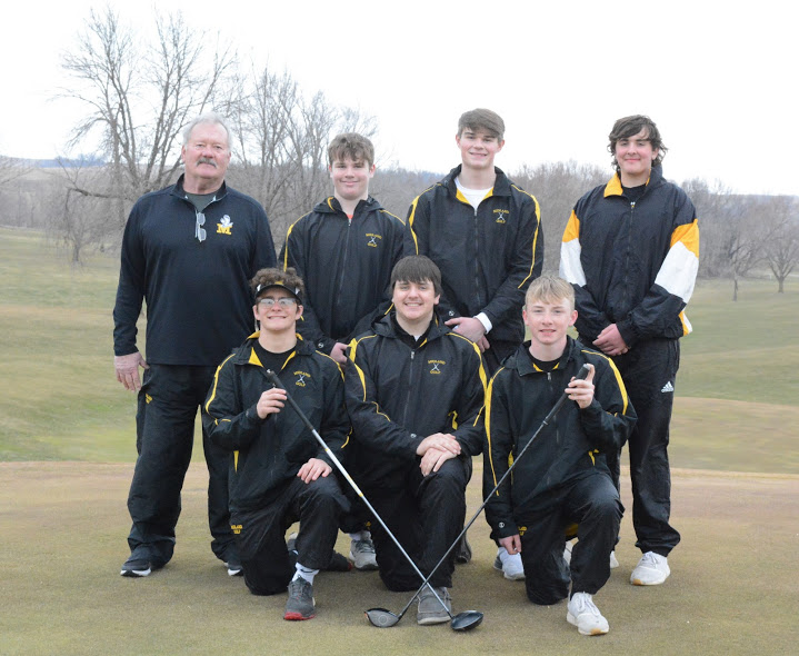 Boys golf 2021